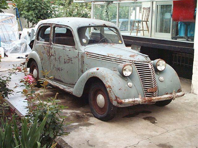 Oldtimer aus Italien - alte Autos, Raritäten, Sammlerstücke